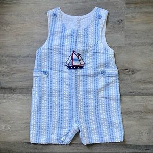 Baby Togs Kidswear Co.   Sailboat Jumper